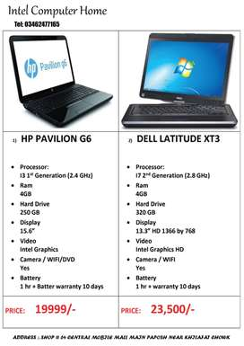 Laptop Dell latitude 6500  4 GB 160 GB