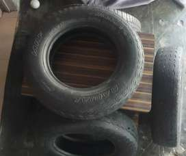 Van and ecco  tyres