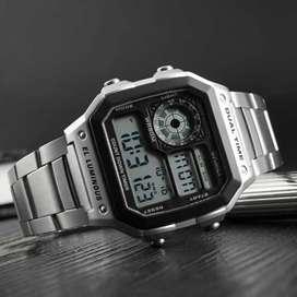 Jam tangan original elegan waterproof free ongkir bayar dirumah bosque