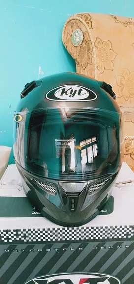 KYT K2 rider istimewa
