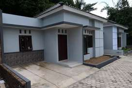 Rumah tipe 46 di tengah kota Boyolali