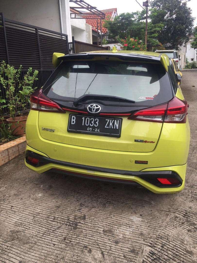 Toyota Yaris 2019 0