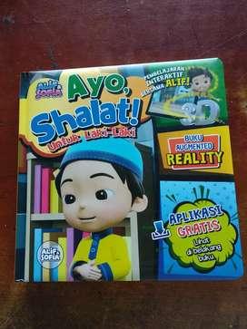 Ayo Shalat Buku Ajaib 3D AR Ayo Sholat Alif & Sofia
