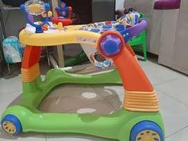 Baby walker baru 2 bln pake