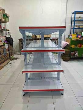 Toko Rak Supermarket - Dijual Perlengkapan Usaha Toko Modern