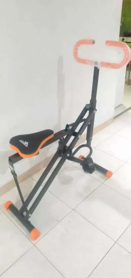 jual alat fitnes power squast baru 0