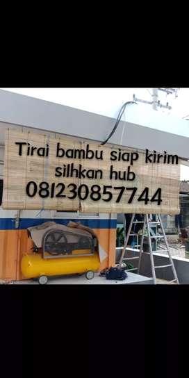 Tirai bambu sip