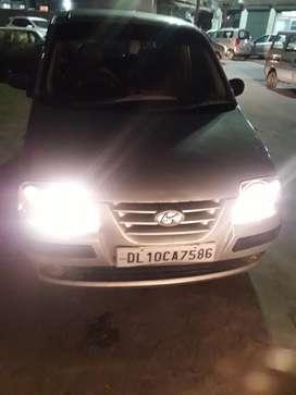 Hyundai Santro Xing GL Plus, 2011, CNG & Hybrids
