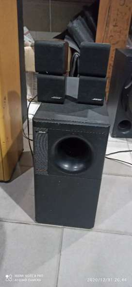 BOSE AM 5.. speakers system