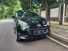 Sigra 1.2 X 2018 manual Hitam