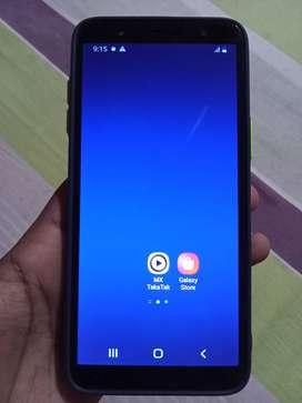 Samsung galaxy j8 new condition 4/64