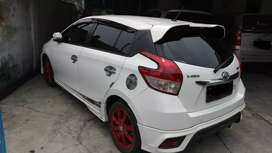 Dijual Toyota Yaris TRD Sportivo