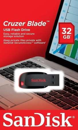 Flasdisk Sandisk 32gb Buat Playstation2