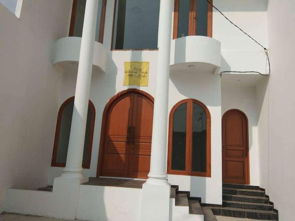 rumah 3 lantai di tebet jakarta selatan