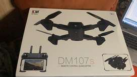 Drone with dual camera
