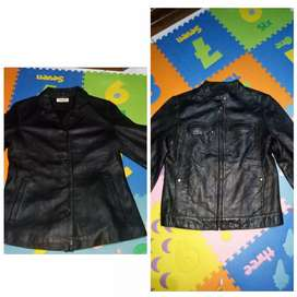 Jual cepat jaket kulit asli pria dan wanita original