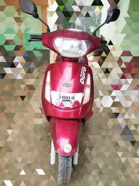 Mahindra Duro 125Dz scooty