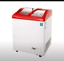 Freezer 100liter /Maspion UFH100/baru/Garansi