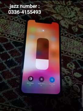 My personal used 100% Original LCD panel of iPhone X Truetone active