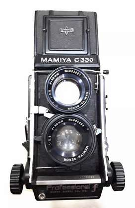 Mamiya C330 TLR 120 Roal film camera working conditions-