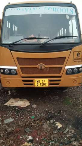 Tata 708/42 bus good condition paper ok non ac
