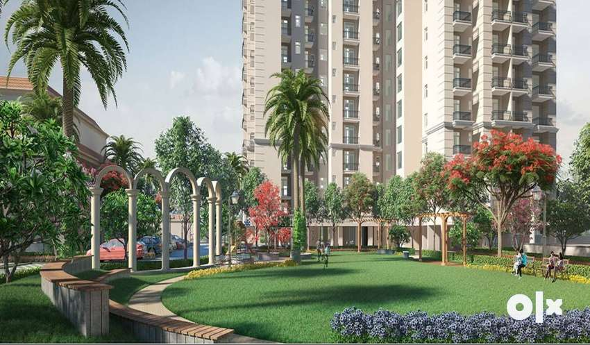 3 BHK 1090 Sq Ft Flats for Sale in Jankipuram Extension at ₹ 39 Lacs 0