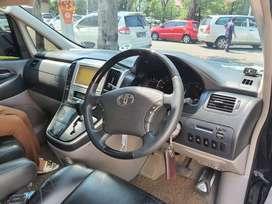 Toyota Alphard 2008 Bensin