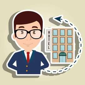 Hotel / Front Desk Manager - Experienced