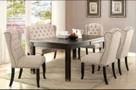 Mega Discount offer on this dining table set only 54k