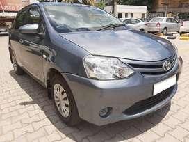 Toyota Etios Liva G, 2014, Petrol