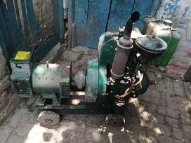 Generator 7.5 p/h  32000rs