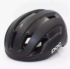 POC HELMET ORIGINAL Helm Sepeda Balap Ultralight Pria Wanita MTB