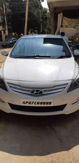 Car for Sale  Verna FL 1.6 CRDI (O)bsiv