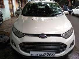 Ford Ecosport EcoSport Titanium 1.5 TDCi (Opt), 2014, Diesel