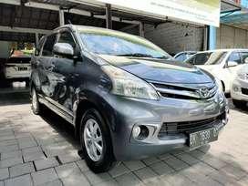All New Avanza G Matic 2012 Dark Grey Asli Bali tgn.1 Samsat Baru