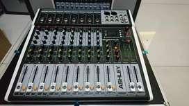 Mixer 8Channel ASHLEY Rumahan Lapangan Murah