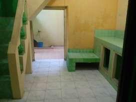 Disewakan rumah petak, 2 lantai, free wifi