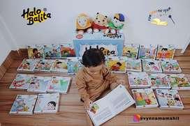 Dicari 100 Reseller Produk Edukatif Anak