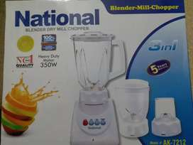 National Blender Dry Mill Chopper