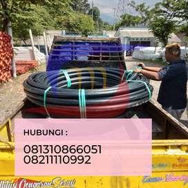 SIAP KIRIM PIPA HDPE ROLL MULAU UKURAN 1/2 - 3