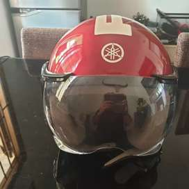 Helm Yamaha Fino