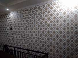 Hadir tercipta wallpaper tanpa dusta
