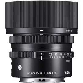 Sigma 45mm f/2.8 DG DN Contemporary Lens for Sony E Bisa kredit