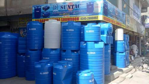 Tanks For Storage Water Good Quality.