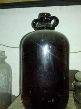 botol obat antik jaman dulu