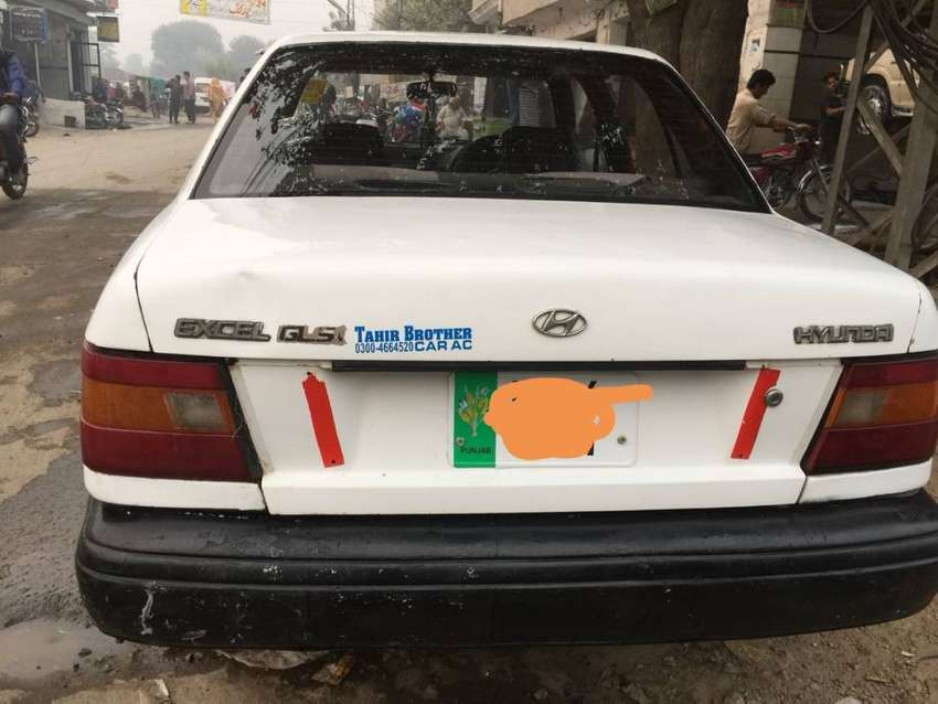 Hyundai excel for sale urgently 0