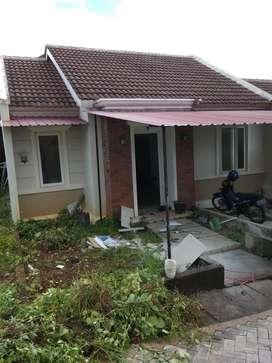 Disewakan rumah di perumahan bliss village tipe 54/140