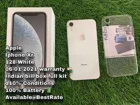 Apple I phone Xr 128