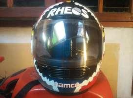 Rheos helmet Nobu aoki