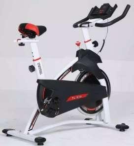 Sepeda fitnes spinning bike bisa cod